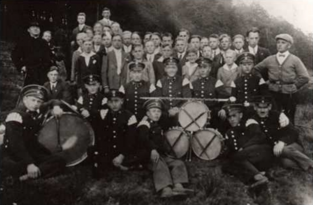 Spielmannszug 1932