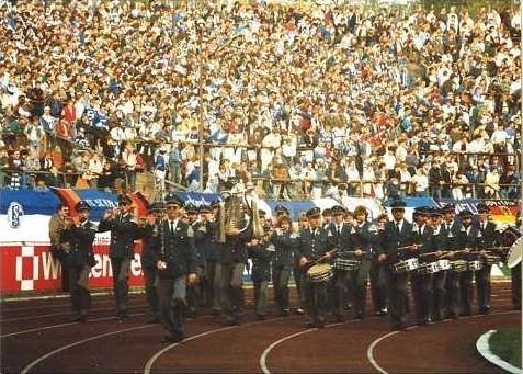 """1986 – Auftritt """"Auf Schalke"""""""
