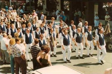 1990 – Vereinsfahrt nach Großarl