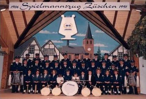 1991 – 85 jähriges Jubiläum