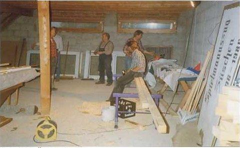 1992 – Endlich einen eigenen Übungsraum