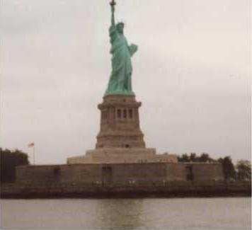 1. Steubenparade New York / Rundreise Ostküste USA 1993