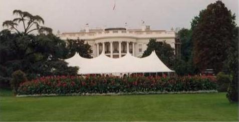 """Das """"weiße Haus"""""""