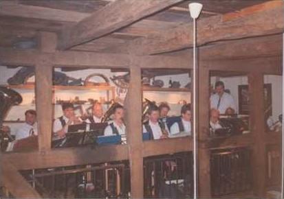 """Tanz op de `Deel"" mit dem Musikverein Züschen"