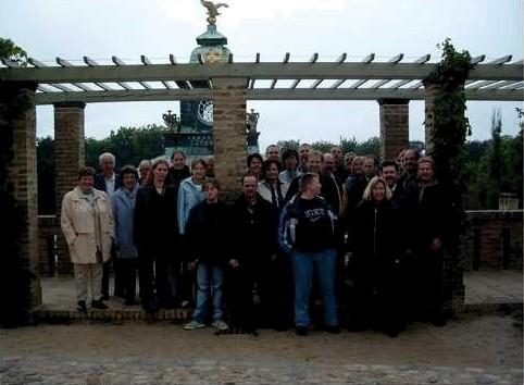 2003 – Vereinsfahrt in die Hauptstadt